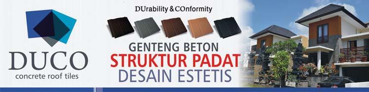 Genteng Beton Surabaya